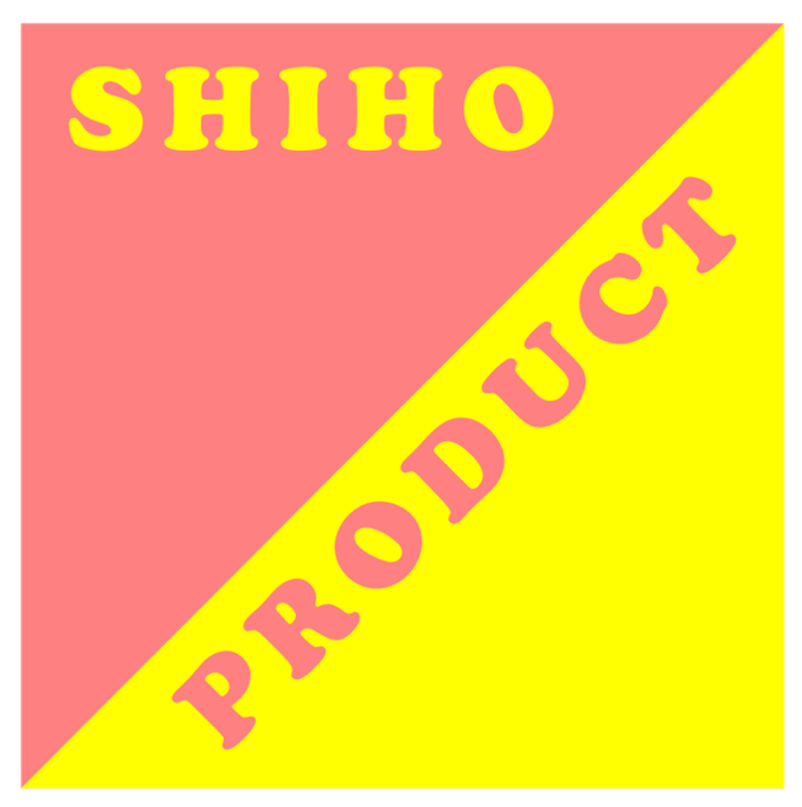 Shiho Product スクエアロゴ 20201013