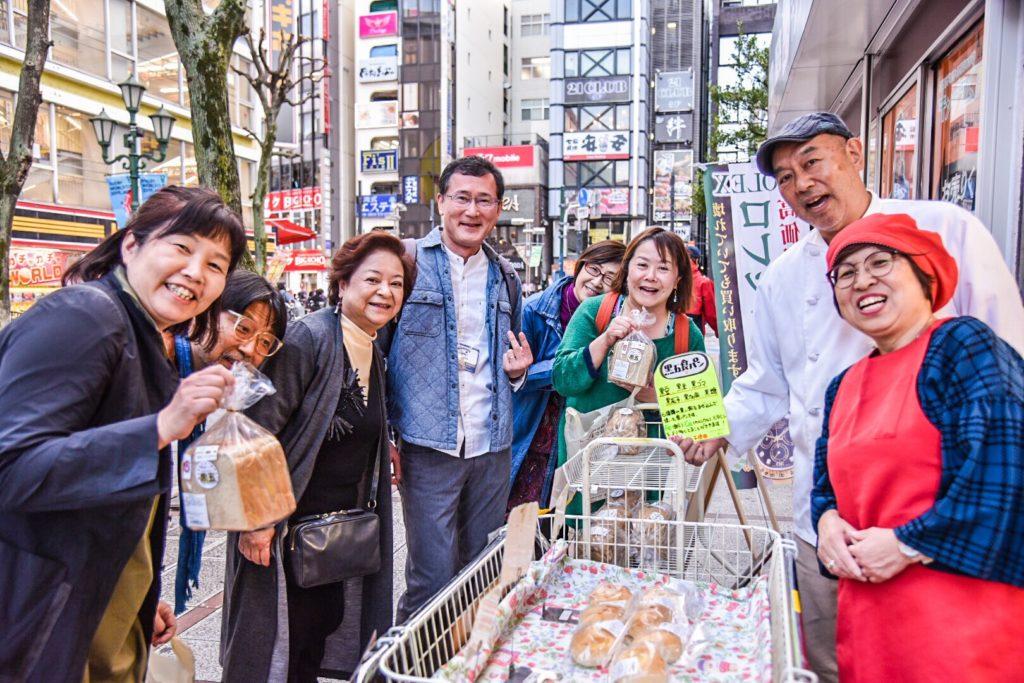 日本一小規模なパンの祭典!「第6回 八王子一坪パンまつり」開催